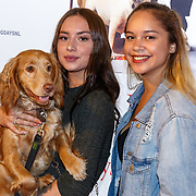 NLD/Amsterdam/20180820 - Premiere Dog Days, Kiek Katerina en Birgit Kunstt