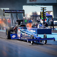 John Lamattina leaving the start line during the first round of qualifying. Shot at the Nitro Max event at Perth Motorplex