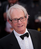 Director Ken Loach,  at the Closing Palm D'Or Awards Ceremony at the 69th Cannes Film Festival, Sunday 22nd May 2016, Cannes, France. Photography: Doreen Kennedy