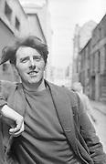 Portrait of Artist and Sculptor Edward Delaney..28.07.1964