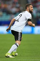 19th June 2017 - FIFA Confederations Cup (Group B) - Australia v Germany - Shkodran Mustafi of Germany - Photo: Simon Stacpoole / Offside.