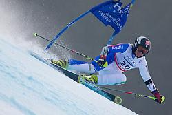 17.02.2011, Kandahar, Garmisch Partenkirchen, GER, FIS Alpin Ski WM 2011, GAP, Riesenslalom, im Bild Denise Karbon (ITA) // Denise Karbon (ITA) during Giant Slalom Fis Alpine Ski World Championships in Garmisch Partenkirchen, Germany on 17/2/2011. EXPA Pictures © 2011, PhotoCredit: EXPA/ M. Gunn