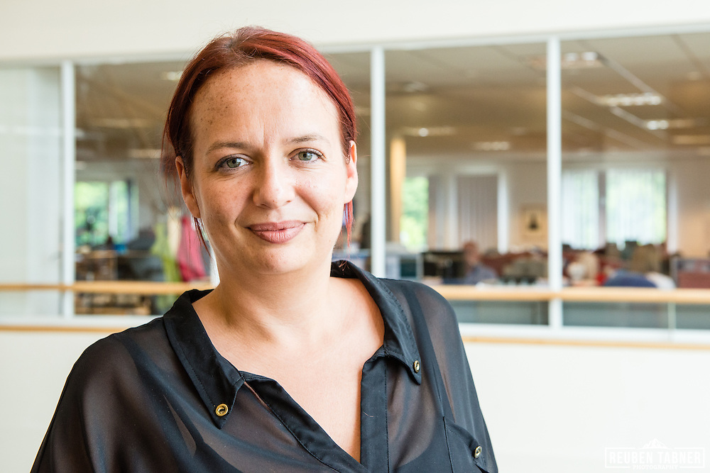 Michelle Charlton, head of Northern Gas Networks Operational Support Team, Sunderland.