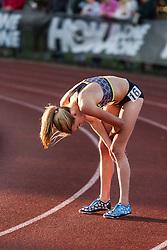 Adrian Martinez Classic track meet, Women's High Performance Adro Mile, Nicole Tully