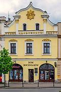 Kamienica Dom Bochniaków przy Rynku.