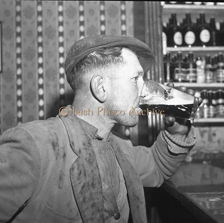 "Limerick Widows Alms House. Chrisptopher ""Buster' MacNamara..28.03.1962"