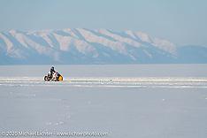 Baikal Mile, Siberia, Russia 2020