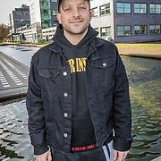NLD/Hilversum//20170321 - Rappers Achter De Tralies, Mr Polska