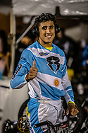 #143 (TORRES Exequiel) ARG [Meybo] at Round 7 of the 2019 UCI BMX Supercross World Cup in Rock Hill, USA