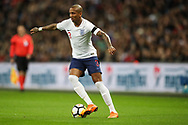 England defender Ashley Young (3) during the Friendly match between England and Italy at Wembley Stadium, London, England on 27 March 2018. Picture by Toyin Oshodi.
