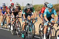 Emanuel Buchmann (GER - Bora - Hansgrohe), during the UCI World Tour, Tour of Spain (Vuelta) 2018, Stage 9, Talavera de la Reina - La Covatilla 200,8 km in Spain, on September 3rd, 2018 - Photo Luis Angel Gomez / BettiniPhoto / ProSportsImages / DPPI