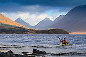 Western Scotland Kayaking and Landscape