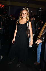 CHARLOTTE DELLAL at a party to celebrate the launch of a range of leather accessories designed by Giles Deacon for Mulberry held at Harvey Nichols, Knightsbridge, London on 30th October 2007.<br /><br />NON EXCLUSIVE - WORLD RIGHTS