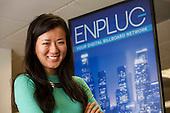 Nanxi Liu, CEO of Enplug.
