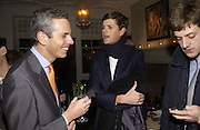 Lord Alexander Spencer-Churchill. Olga Polizzi and Rocco Forte host a party to celebrate the re-opening of Brown's Hotel  after a  £19 million renovation. Albermarle St. London. 12 December 2005. ONE TIME USE ONLY - DO NOT ARCHIVE  © Copyright Photograph by Dafydd Jones 66 Stockwell Park Rd. London SW9 0DA Tel 020 7733 0108 www.dafjones.com
