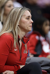 07 January 2018:  Melissa Muller during a College mens basketball game between the Missouri State Bears and Illinois State Redbirds in Redbird Arena, Normal IL