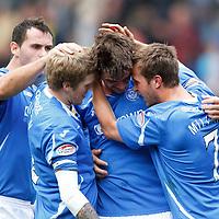 St Johnstone FC September 2011