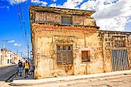 Street in Cardenas, Matanzas, Cuba.