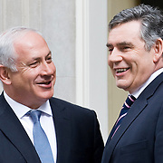 Mr Netanyahu visits n10