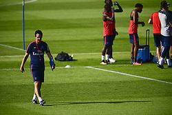July 4, 2017 - St Germain En Laye, France, France - EMERY Unai (PSG) - entraineur (Credit Image: © Panoramic via ZUMA Press)
