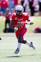 13 September 2014:  Marshaun Coprich during an NCAA football game between the Eastern Illinois Panthers and the Illinois State Redbirds at Hancock Stadium in Normal IL