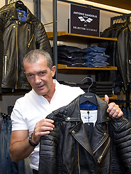 August 8, 2016 - Selected Homme presents the first collection as designer Antonio Banderas (Credit Image: © Fotos Lorenzo Carnero via ZUMA Wire)