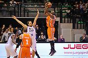 DESCRIZIONE : Treviso Lega due 2015-16  Universo Treviso De Longhi - Aurora Basket Jesi<br /> GIOCATORE : tommaso rinaldi<br /> CATEGORIA : Ritardo<br /> SQUADRA : Universo Treviso De Longhi - Aurora Basket Jesi<br /> EVENTO : Campionato Lega A 2015-2016 <br /> GARA : Universo Treviso De Longhi - Aurora Basket Jesi<br /> DATA : 31/10/2015<br /> SPORT : Pallacanestro <br /> AUTORE : Agenzia Ciamillo-Castoria/M.Gregolin<br /> Galleria : Lega Basket A 2015-2016  <br /> Fotonotizia :  Treviso Lega due 2015-16  Universo Treviso De Longhi - Aurora Basket Jesi