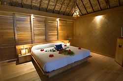Bora-Bora, French Polynesia - 10/16/2006 - Pearl Beach Resort, Bora-Bora, French Polynesia.(Photo by Sharpshooters/VWPics) *** Please Use Credit from Credit Field *** *** Please Use Credit from Credit Field ***