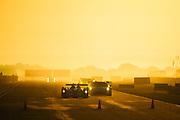 March 16, 2013: 61st Mobil 1 12 Hours of Sebring. 6 Klaus Graf, Lucas Luhr, Romain Dumas, Muscle Milk Pickett Racing