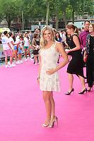 Anna Williamson, Walking On Sunshine - World Film Premiere, Vue West End Leicester Square, London UK, 11 June 2014, Photo by Richard Goldschmidt