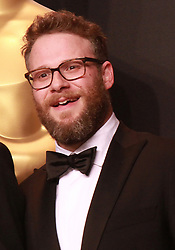 February 27, 2017 - Hollywood, CA, United States - 26 February 2017 - Hollywood, California - Seth Rogen. 89th Annual Academy Awards presented by the Academy of Motion Picture Arts and Sciences held at Hollywood & Highland Center. Photo Credit: Theresa Shirriff/AdMedia (Credit Image: © Theresa Shirriff/AdMedia via ZUMA Wire)
