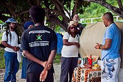 Akinyemi Blake explains the Kuumba, the sixth principle of Kwanzaa,  which means Creativity.