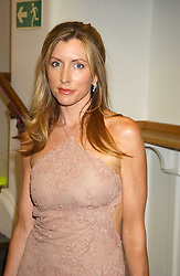 HEATHER MILLS-McCARTNEY wife of Sir Paul McCartney at a charity event 'In The Pink' a night of music and fashion in aid of the Breast Cancer Haven in association with fashion designer Catherine Walker held at the Cadogan Hall, Sloane Terrace, London on 20th June 2005.<br /><br />NON EXCLUSIVE - WORLD RIGHTS