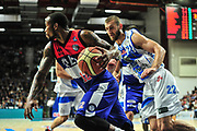 DESCRIZIONE : Campionato 2014/15 Dinamo Banco di Sardegna Sassari - Enel Brindisi<br /> GIOCATORE : Marcus Denmon<br /> CATEGORIA : Palleggio Penetrazione<br /> SQUADRA : Enel Brindisi<br /> EVENTO : LegaBasket Serie A Beko 2014/2015<br /> GARA : Dinamo Banco di Sardegna Sassari - Enel Brindisi<br /> DATA : 27/10/2014<br /> SPORT : Pallacanestro <br /> AUTORE : Agenzia Ciamillo-Castoria / M.Turrini<br /> Galleria : LegaBasket Serie A Beko 2014/2015<br /> Fotonotizia : Campionato 2014/15 Dinamo Banco di Sardegna Sassari - Enel Brindisi<br /> Predefinita :