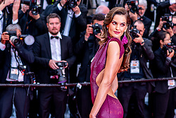Izabel Goulart attends the opening ceremony and screening of The Dead Don't Die during the 72nd Cannes Film Festival on May 14, 2019 in Cannes, France. Photo by Ammar Abd Rabbo/ABACAPRESS.COM