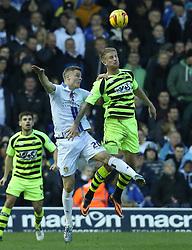 -Photo mandatory by-line: Matt Bunn/JMP - Tel: Mobile: 07966 386802 02/11/2013 - SPORT - FOOTBALL - Elland Road - Leeds - Leeds United v Yeovil Town - Sky Bet Championship