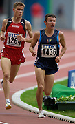 Jorge Torres of the United States was 15th in the 5,000-meter final in 13:43.37 in the IAAF World Championships in Athletics at Stade de France on Sunday, Aug. 31, 2003.
