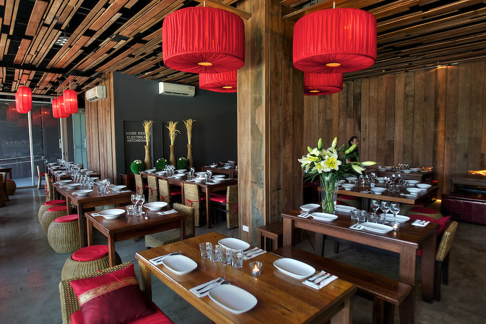 The Serve, M Mag. Bankok Terrace restaurant, meal Choo Chee Salmon. Pic By Craig Sillitoe CSZ/The Sunday Age.03/02/2012  Pic By Craig Sillitoe CSZ / The Sunday Age melbourne photographers, commercial photographers, industrial photographers, corporate photographer, architectural photographers, This photograph can be used for non commercial uses with attribution. Credit: Craig Sillitoe Photography / http://www.csillitoe.com<br /> <br /> It is protected under the Creative Commons Attribution-NonCommercial-ShareAlike 4.0 International License. To view a copy of this license, visit http://creativecommons.org/licenses/by-nc-sa/4.0/.
