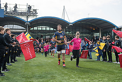 Marco Mama of Worcester Warriors runs on marking his 50th appearance for the warriors - Mandatory by-line: Craig Thomas/JMP - 13/04/2019 - RUGBY - Sixways Stadium - Worcester, England - Worcester Warriors v Sale Sharks - Gallagher Premiership Rugby