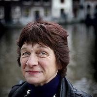 Nederland,Amsterdam, 12 oktober 2010..Danah Zohar psycholoog, natuurkundige en filosoof.Foto:Jean-Pierre Jans