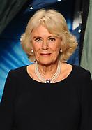 Duchess Of Cornwall presents Queen Elizabeth II Award