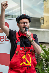 Pictured:  Des Kaital<br /> <br /> Sweet Venues put on some tasters of their acts in Edinburgh for the festival fringe. Artistic director JD Henshaw has returned fo his 20th year and is an enthusisatic as ever.