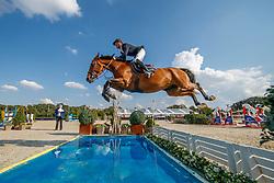 Bruynseels Niels, BEL, Kopernic Van Orti<br /> Belgisch Kampioenschap Jumping  <br /> Lanaken 2020<br /> © Hippo Foto - Dirk Caremans<br /> 02/09/2020