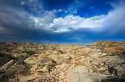 Makoshika State Park in eastern Montana.