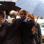 NLD/Laren/2005005 - Begrafenis Roy Beltman, Hans van Hemert