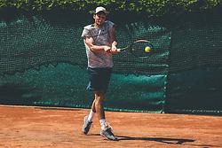 Tin Krstulovic, Finale Telemach 1. moske clanske lige med TK Triglav Kranj in TK Terme Ptuj,  on June 27, 2021 in Kranj, Slovenia. Photo by Vid Ponikvar / Sportida