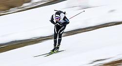 13.12.2014, Biathlonarena, Hochfilzen, AUT, E. ON IBU Weltcup, Staffel, Herren, im Bild Ivan Joller (SUI) // during Mens Relay of E. ON IBU Biathlon World Cup at the Biathlonstadium in Hochfilzen, Austria on 2014/12/13. EXPA Pictures © 2014, PhotoCredit: EXPA/ JFK