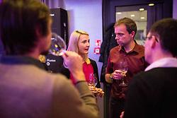 Wine degustation of Domaine Slapsak, on November 27, 2014 in Hotel Vander, Ljubljana, Slovenia. Photo by Vid Ponikvar / Sportida