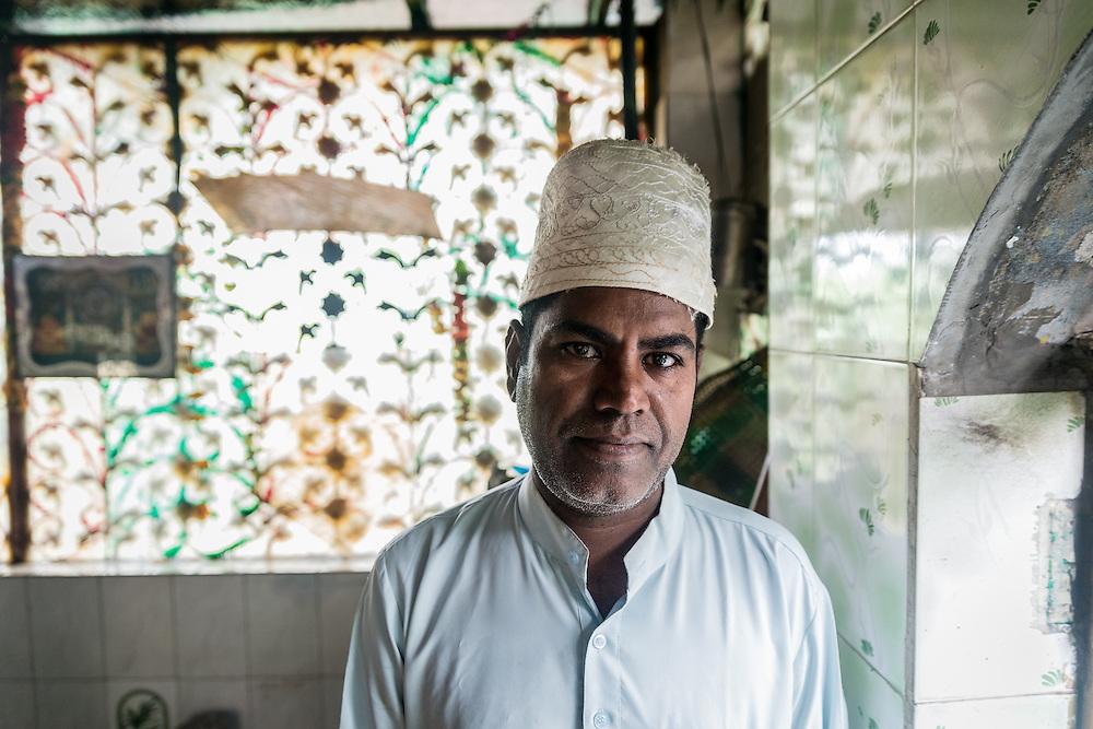 'Sajjada Nashin' Ali Khan the shrine caretaker and exorcist