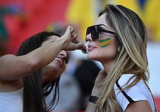 Brazil WAGS - 27 June 2018